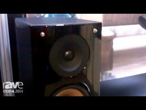 CEDIA 2014: Pure Acoustics Features New SuperNova 8 F Floorstanding Speaker