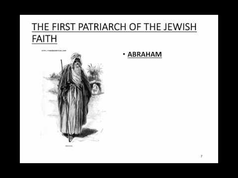 Zoroastrianism and Judaism I