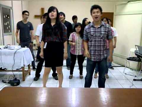 VG Pemuda GKI Pakis Raya - Pekerja Kristus Yang Mulia (Rehearsal Version)
