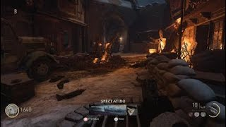 Call of Duty®: WWII_zombie