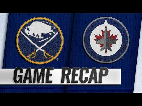 Skinner, Sheary lead Sabres to shootout win over Jets