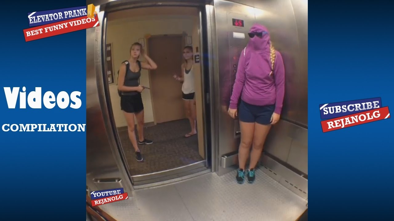 Image of: Fail Compilation Youtube Elevator Prank Compilation 2016 Best Funny Videos Youtube