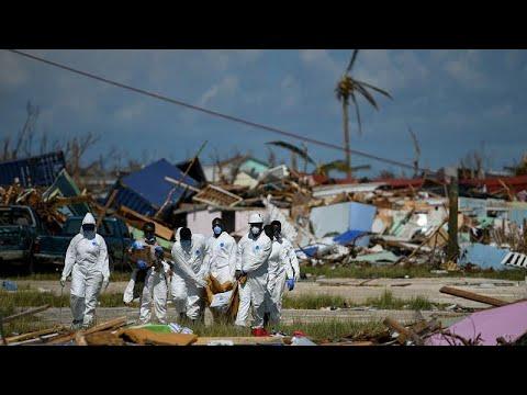 جزر الباهاماس ولعنة الطبيعة.. بعد إعصار دوريان المدمّر جاء دور العاصفة -أومبرتو-…  - 10:53-2019 / 9 / 15