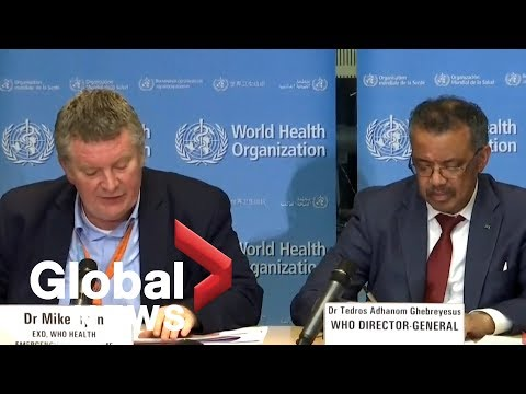 Coronavirus outbreak: WHO announces global research forum to