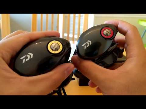 daiwa-tatula-100-vs-tatula-100-sv-tw-(unboxing-and-review)