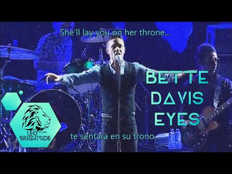 Brandon Flowers -Bette Davis Eyes (Subtítulos/Lyrics)
