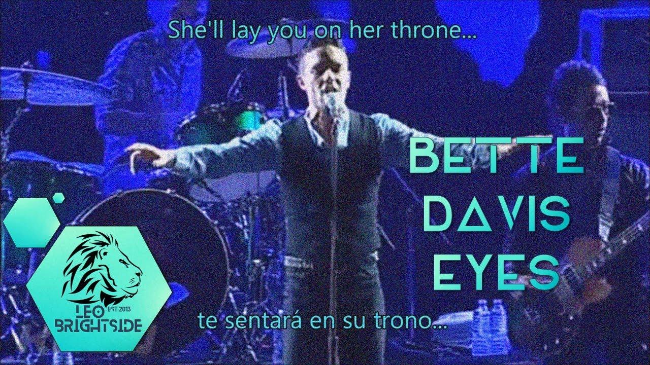 brandon-flowers-bette-davis-eyes-subtitulos-lyrics-leo-brightside