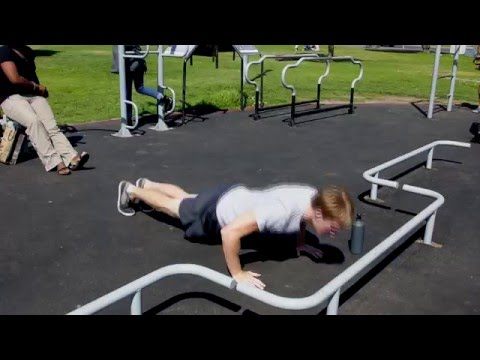 Outdoor Gym Training | Cape Town, South Africa