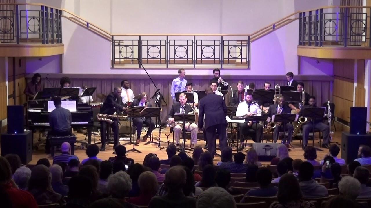 Odu Fall 2020 Calendar F. Ludwig Diehn School of Music Jazz Orchestra   Old Dominion