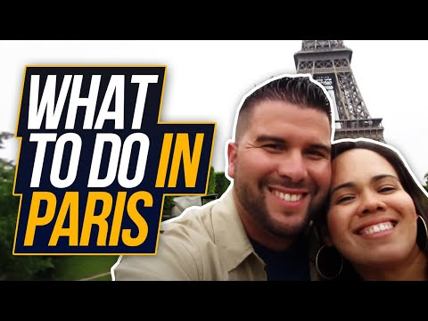 Paris Travel Guide: Thing's To-Do at Eiffel Tower, Louvre, A