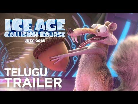 Ice Age: Collision Course   Telugu Trailer...