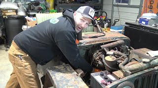 Willys Jeep Rescue: More fun with the project! Anybody got spark? Wooooo!