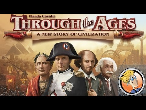 Through the Ages: A New Story of Civilization — Spiel 2015