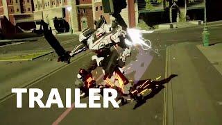 Daemon X Machina - Reveal Trailer E3 2018