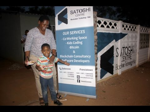 Live from Botswana with Alakanani from Satoshi Centre