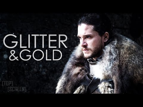 Game of Thrones - Glitter & Gold