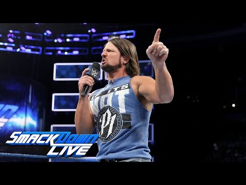 AJ Styles sounds off on Shane McMahon:...