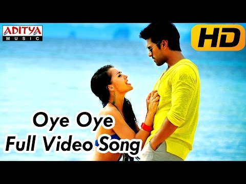 Oye Oye Full Video Song - Yevadu Video Songs - Ram Charan, Amy Jackson