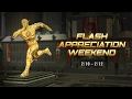 DCUO NEW FREE FLASH HEAD STYLE !!!
