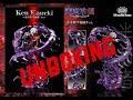 UNBOXING TOKYO GHOUL KEN KANEKI HALF KAKUJA FORM FIGURE