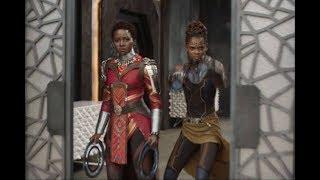 Dark Skinned Female Masculinity & The Black Panther Trailer