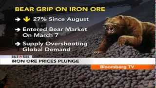 """In Business- """"No Iron Ore Price Correction Soon"""""""