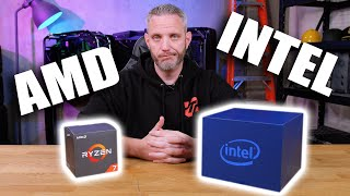 Intel vs AMD in 2021... which is right for you?