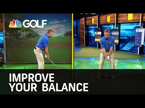 Golf Balance Exercises