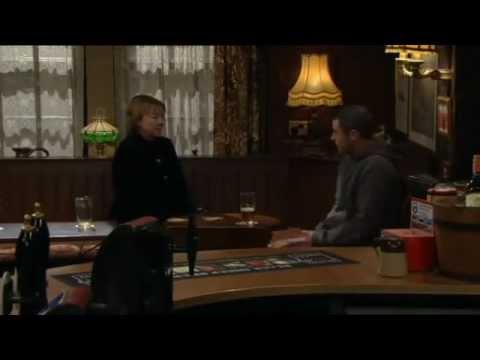 Emmerdale - Hazel tells Aaron shes leaving - 20/1/2012