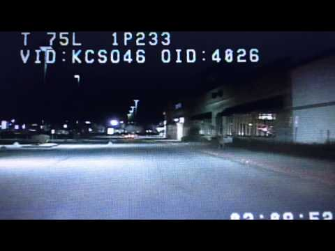 Dashcam Video Shows Fatal Police Chase Involving Sheriff's Deputy In Portage
