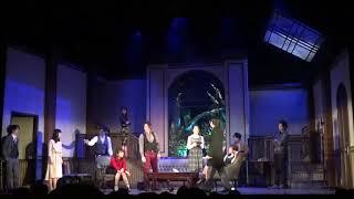 舞台「ONLY SILVER FISH」の千穐楽後にゲリラ上演された、映画「ONLY SI...