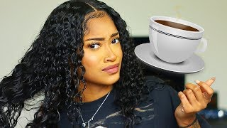 Spilling the Tea on My Hair Style Finally (Bri Hall)