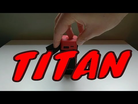 HooToo Tripmate Titan : Couteau suisse high-tech ( batterie externe, wifi, transfert de fichiers...)