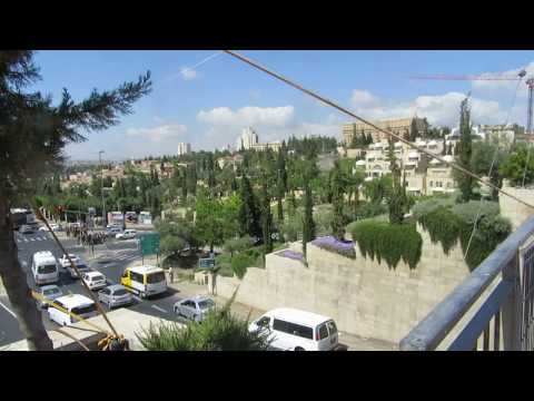 Jaffa Gate and the Tower of David Old City of Jerusalem. June 2014. Tour guide: Zahi Shaked