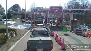 高速道路 料金所 渋滞🚙🚗🚕🚙🚗🚒🚑