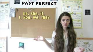 Past Perfect/Видео урок №9