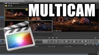 Final Cut Pro X - #40: Edición en Multicam