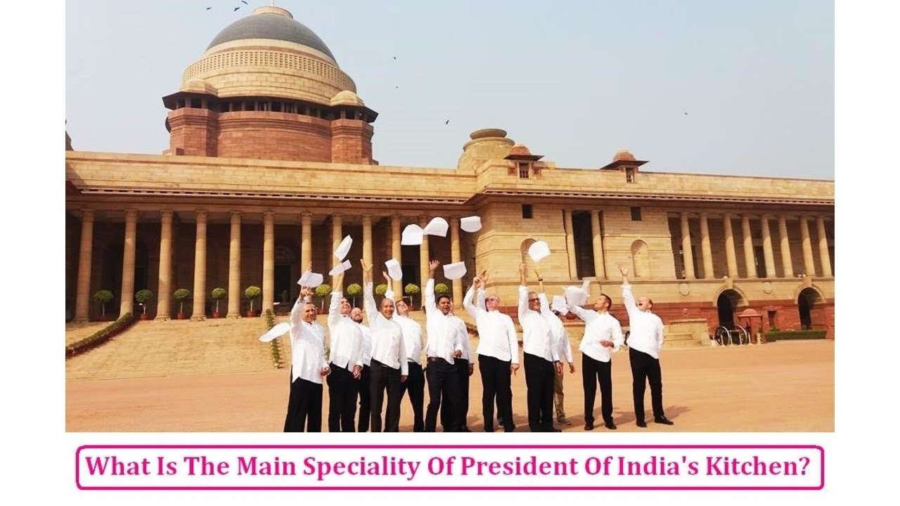 kitchen of india scales what is inside the president youtube