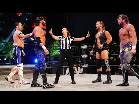 WERE THE TAG TEAM CHAMPIONS ABLE TO HANG ON? | FYTER FEST NIGHT 1, 7/1/20