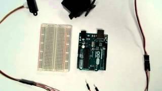 Baixar Arduino - inkoppling av flera komponenter via kopplingsdäcket