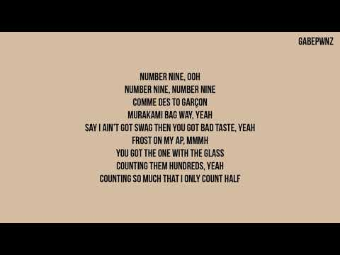 Lil Uzi Vert - Big Racks (Lyrics)