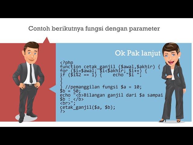 Fungsi di PHP