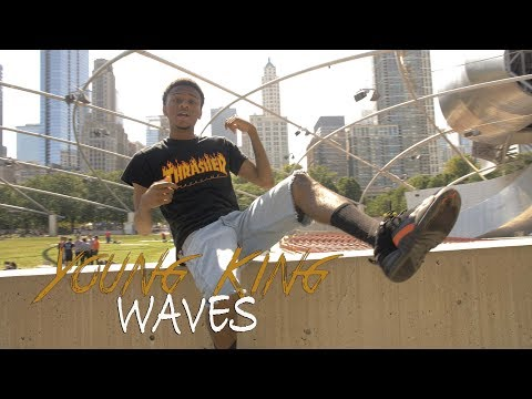 Young King - WAVES   (GH5 Music Video )