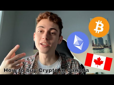 How To Purchase Crypto In Canada (CoinBase)