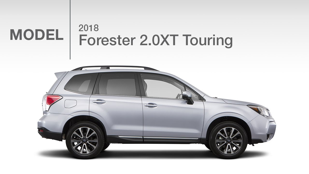 Subaru Forester 2.0 Xt Premium >> 2018 Subaru Forester 2 0xt Touring Model Review Youtube