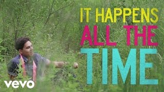 Tyler Shaw - It Happens All the Time (Lyric Video)