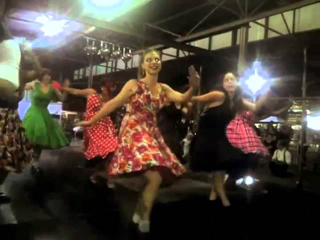 Swing Dance NT @ The Royal Darwin Show 2013: Re-mastered Edition
