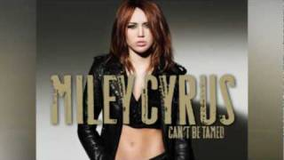 vuclip Miley Cyrus - Can't Be Tamed Album Cover