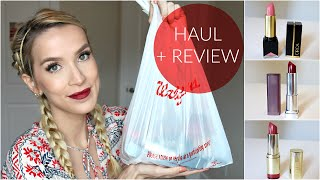 Drugstore Makeup Haul + Reviews (Hits & Misses!) | leighannsays