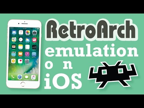 How to install RetroArch on iOS 10.3.2 // iPhone 7+ NO JAILBREAK